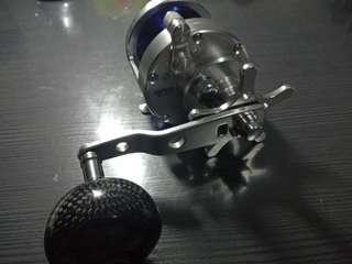 Reel servicing by Fishing Fanatics Saltiga z30