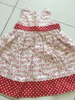 Girl Dress 18-24mths