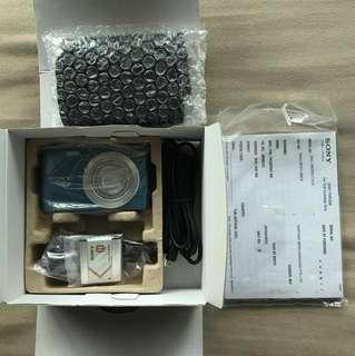 Sony digital camera DSC-W670