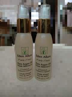 Allure Argan oil