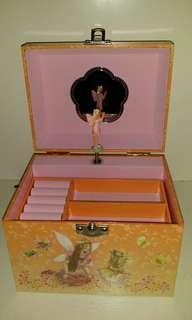Musical jewelry box 10001591