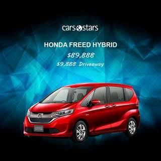 Honda Freed Hybrid 1.5 G 7-Seater (A)