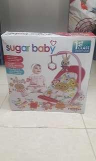 Sugar Baby Infant Seat Pink