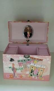 Musical jewerly box 10001594