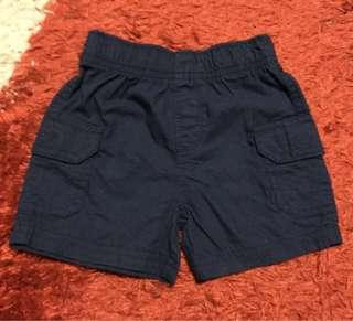 Short Pant Navy Blue (Imported Brand)