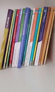 Buku Lengkap kelas XI IPA. 16 buku