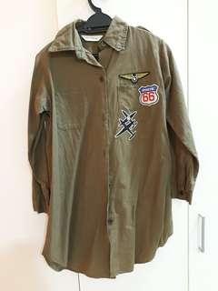 Shawlpublika Long Shirt