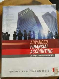 Advances Financial Accounting