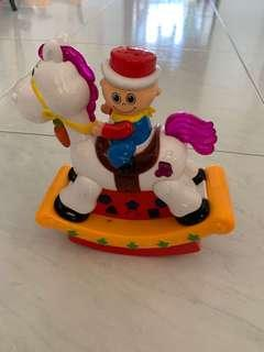 Riding hirse Baby Toy