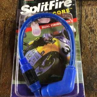 美國🇺🇸 矽導線 SplitFire 點火功率放大! 如跟BRISK Racing 360度x3倍火星塞!