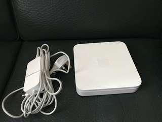Apple Airport Extreme routers (model A1143) available with power cord $150