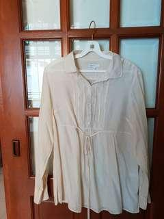 Gap Maternity Beige Tunic