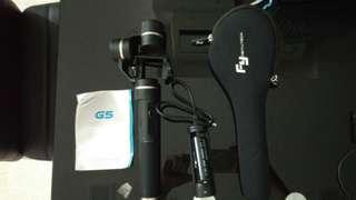 Feiyu G5 gopro gimbal (priced to sell)