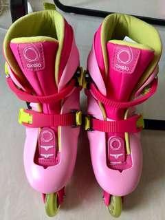 Oxelo inline skates (roller blade)
