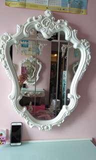 復古睡房鏡