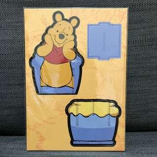 Winnie the Pooh 小熊維尼 置物架 筆筒 包平郵