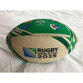 Rugby Worldcup 2015 Ireland ball