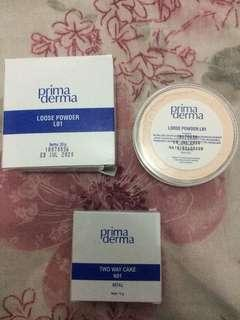 Prima derma loose powder