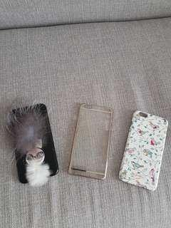 iPhone 6plus phone case - selling all 3pcs
