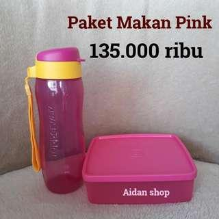 Paket Makan Pink
