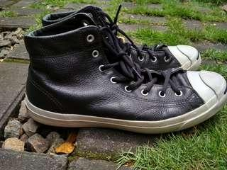Converse Jack Purcell leather(kulit) Original