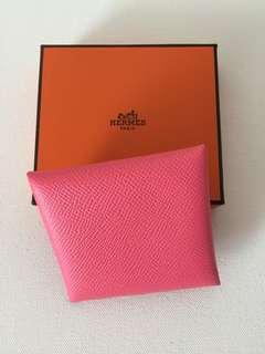Hermes Coin Pouch