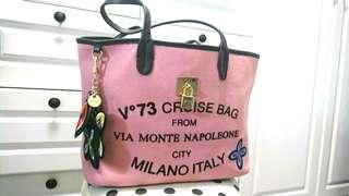 V73 Tote bag (95% new)