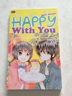 Komik Happy with you