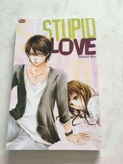 Komik stupid love