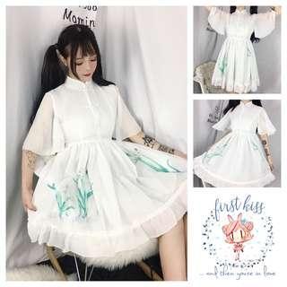- RESTOCKING - Chinese Lolita Hanfu