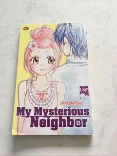 Komik my mysterious neighbor