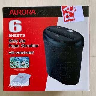 Brand New Paper Shredder