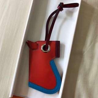 🔥 BN Hermes Camail Horse Key Ring