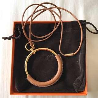 🔥 BN Hermes Grand Loop Necklace