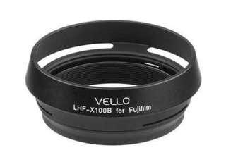 Vello Lenshood for Fuji X100F