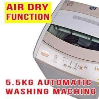 🚚 Auto Washer @138