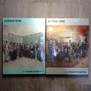 Wanna One Power Of Destiny Album