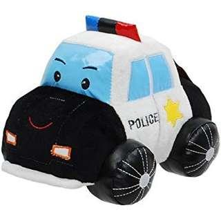 Linzy Police Car Coin Bank with Siren Sound #NEW99