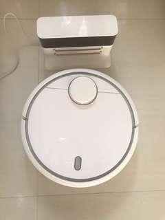90%NEW 小米 吸塵掃地機械人 香港版