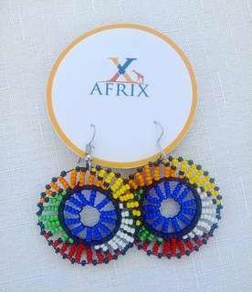 Afrix Colour Earrings