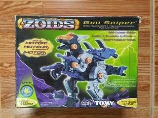 Zoids Gun Sniper