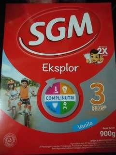 Susu SGM 3+