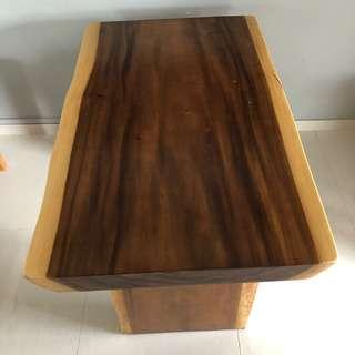Beautiful 100% Solid Suar Wood Table