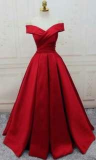 Wedding Dress rental $188