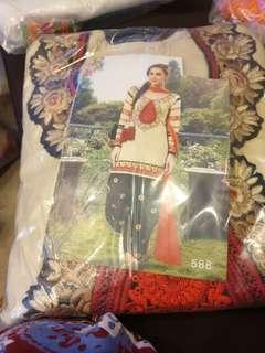 Indian Fashion Suit