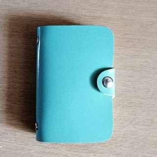 🚚 8 Pockets Clear Card Holder