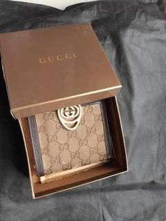 Gucci Wallet Original