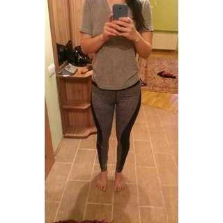 Yoga gym workout exercise stretchable pants