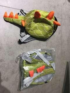 Mini Dinosaur Backpack
