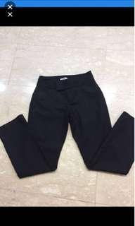 Authentic Calvin Klein black pants